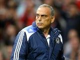 Avram Grant as Chelsea manager