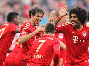Live Commentary: Bayern Munich 2-0 Juventus - as it happened