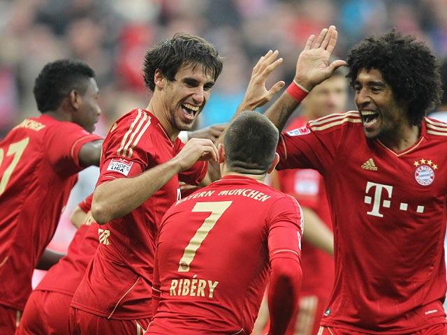 Result: Bayern win Telekom Cup