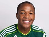 Darlington Nagbe on February 11, 2012