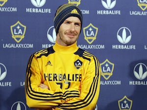 Eriksson open to Beckham arrival