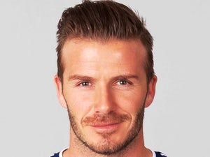 Beckham: 'It's a privilege to be famous'