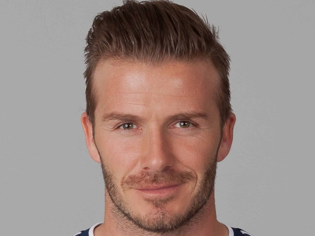 Beckham to train with PSG next week