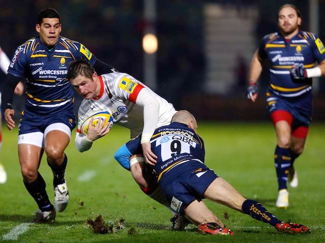 Result: Saracens miss chance to top table