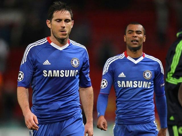 Lampard hails Cole's achievement