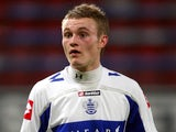 Queens Park Rangers' Frankie Sutherland on January 19, 2010