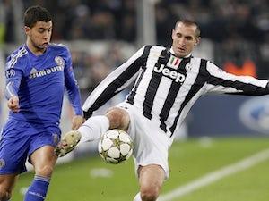 Chiellini dismisses Real Madrid interest