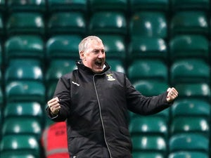 Butcher hails second-half showing