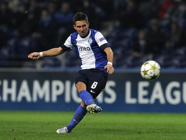 Result: Moutinho strike gives Porto victory