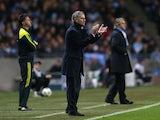 Real Madrid manager Jose Mourinho on November 21, 2012