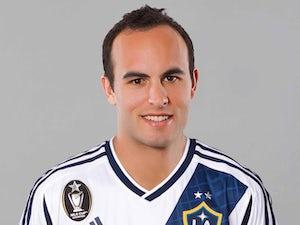 Donovan, Sarvas strikes hand Galaxy win