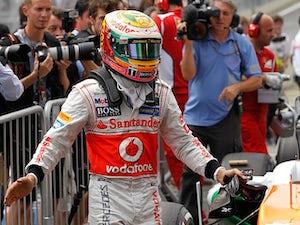 Hamilton concedes Bahrain GP failure