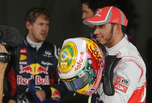 Alonso: 'Hamilton is best driver'