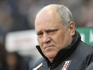 Jol unhappy with Fulham showing