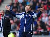 Sunderland boss Martin O'Neill on November 24, 2012
