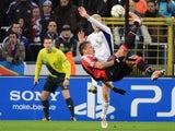Mexes scores from a stunning overhead kick on November 21, 2012