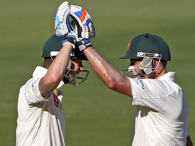 Result: Australia dominate Sri Lanka
