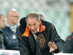 Totti: Zeman sacking a