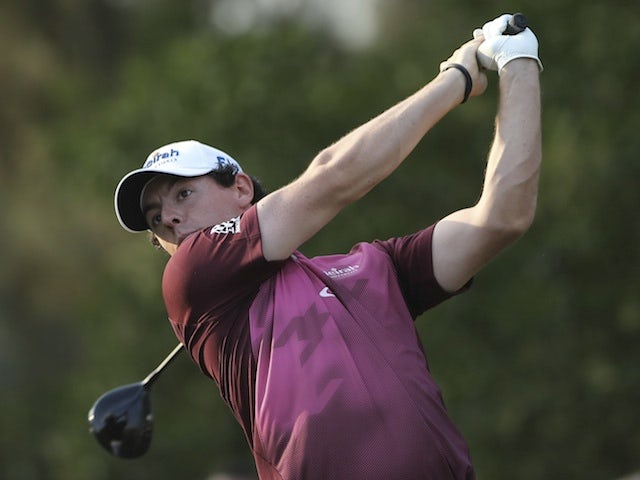 McIlroy content with consistency