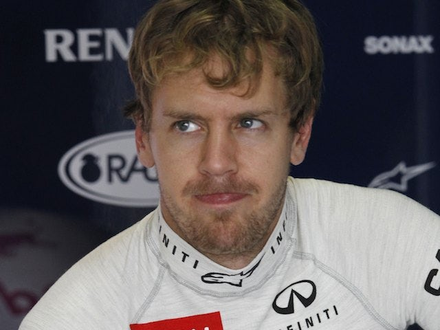 Vettel pleased with new car