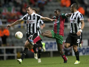 Taylor: 'Newcastle can beat Benfica'