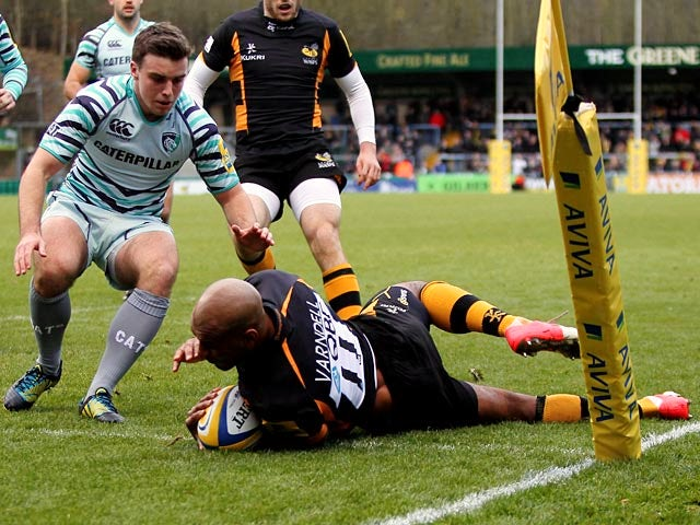 Result: Wasps edge close game