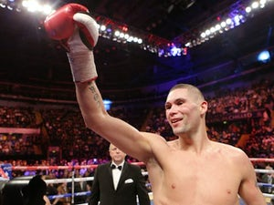 Tony Bellew on November 17, 2012
