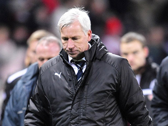 Newcastle terminate Xisco contract