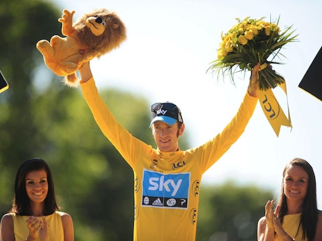 Wiggins knighted in New Year Honours