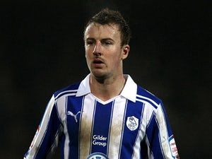 Sheffield Wednesday's Chris Lines on January 24, 2012