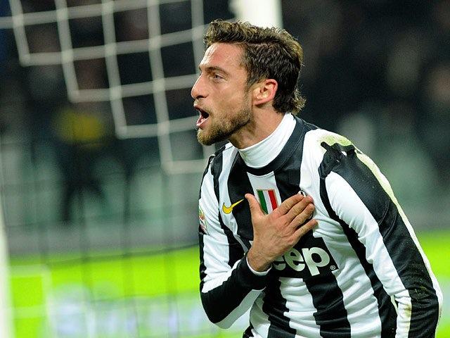 Marchisio faces