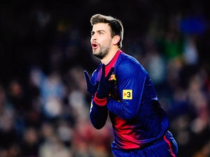 Report: Barcelona to offer Pique a new deal