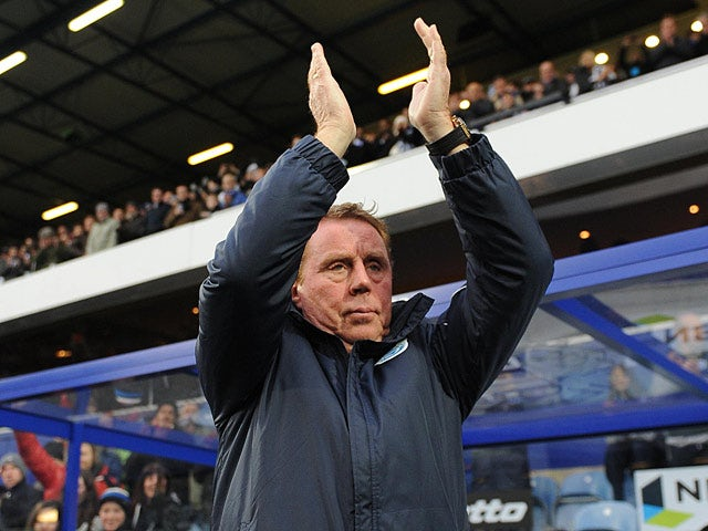 Redknapp: 'Fans can help us survive'