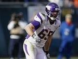 Minnesota Vikings' Jared Allen on November 25, 2012