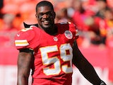 Kansas City Chiefs' Jovan Belcher on October 7, 2012