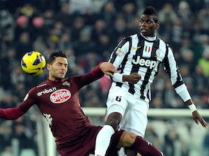 Team News: Pogba comes in for Juventus