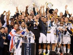 Galaxy win MLS Cup