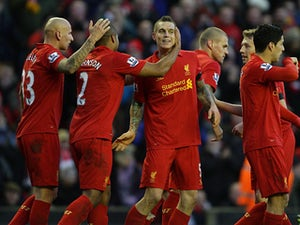 Agger plans Liverpool stay