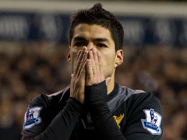 Suarez named in Liverpool tour squad