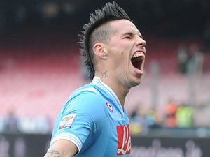 Hamsik robbed at gunpoint