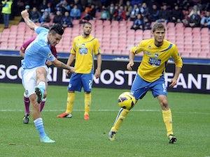 Hamsik sidelined for Napoli