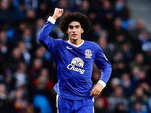 Team News: Fellaini, Pienaar return for Everton