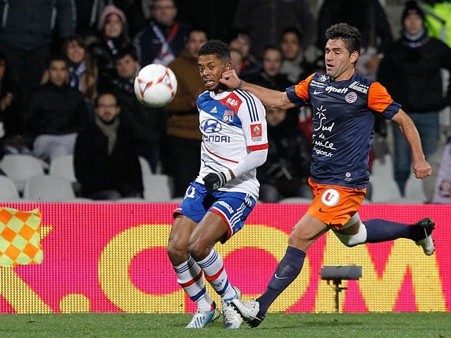 Result: Lyon edge out Troyes