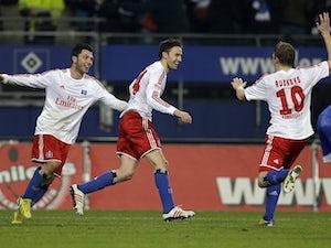 Result: Hamburg edge past Borussia Monchengladbach