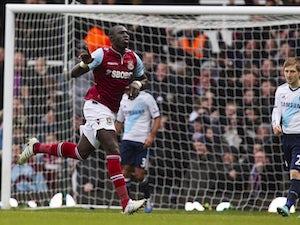 Allardyce pleased to keep Diame