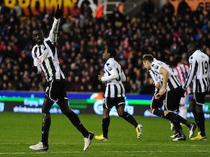 Cisse: 'Don't compare me to Shearer'