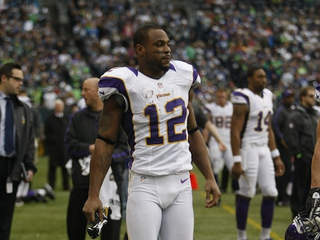 2b6ad97c Adrian Peterson wants Percy Harvin to stay with Minnesota Vikings ...