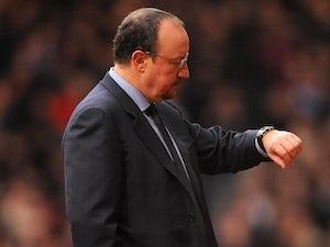 Benitez hints at Chelsea exit