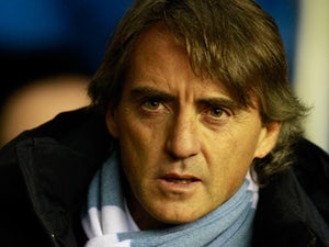 Mancini coy on striker addition