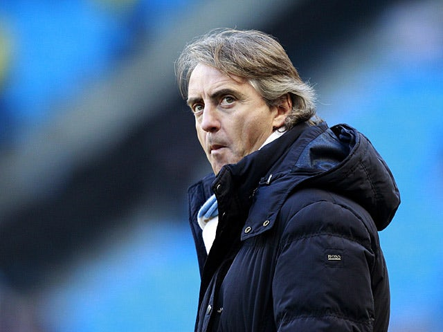 Mancini targets summer transfers